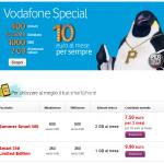"""Effetto esca (""""decoy effect""""): il caso Vodafone Special"""